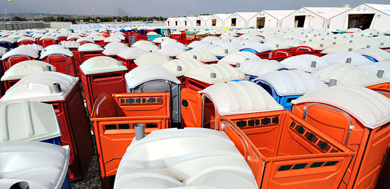 Champion Portable Toilets in Westland, MI